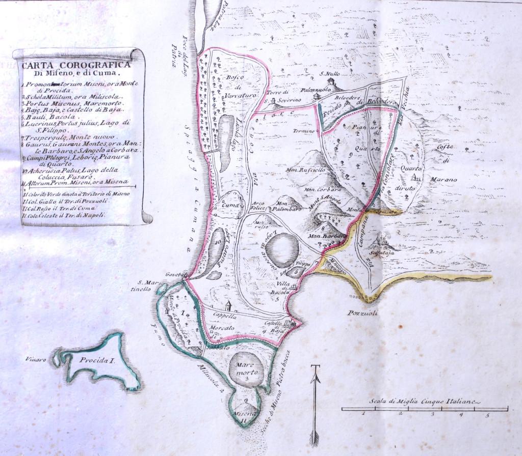 Dissertazione corografico-istorica delle due antiche distrutte c