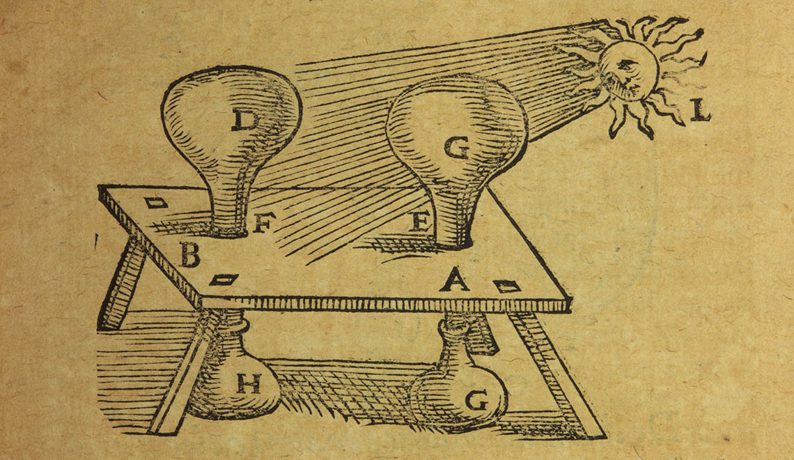 De distillatione 1608 Giambattista della Porta