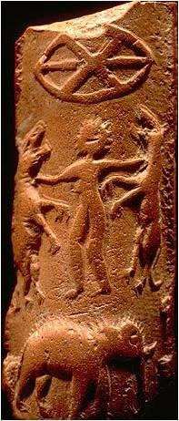 Serbona (Harappa, India, valle dell'Indo, 2600-2400 a.C.)