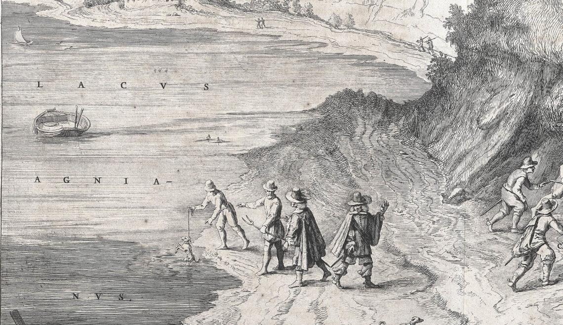Agnano e il lago scomparso