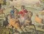 Caccia al cervo (Jan van der Straet, Venationes ferarum, avium, piscium, pugnae bestiariorum et mutuae bestiarum [...], Anversa, Philippe Galle, 1602).